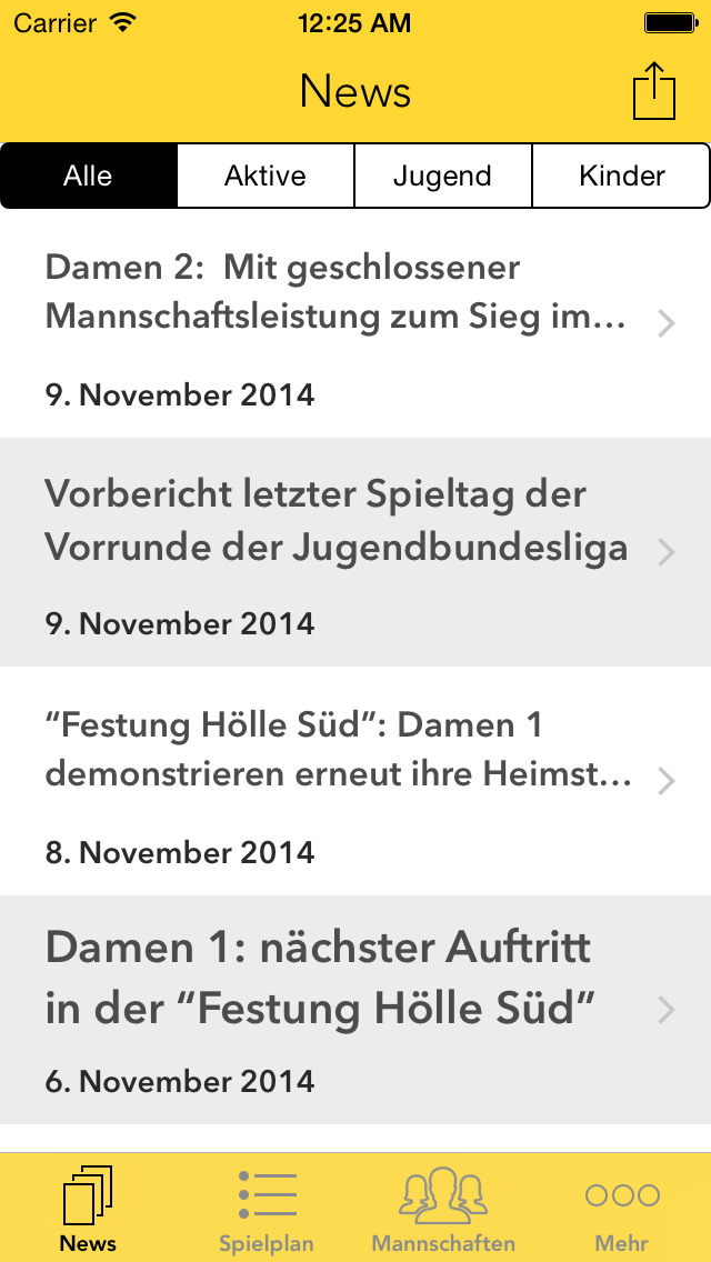 App Shopper: TSV Ismaning Handball (Sports)