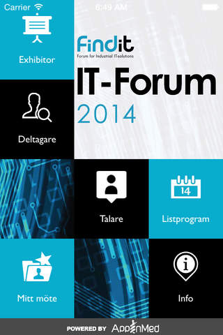 IT-Forum 2014 screenshot 1
