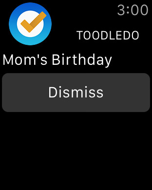 Toodledo Screenshots