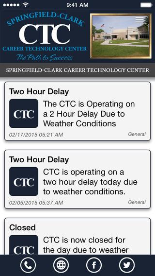 Springfield-Clark Career Technology Center
