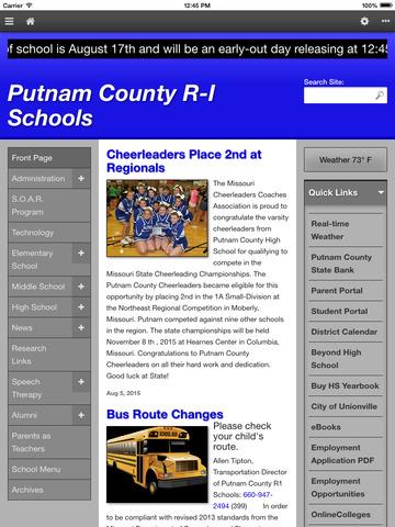 玩免費新聞APP|下載Putnam County R-I app不用錢|硬是要APP