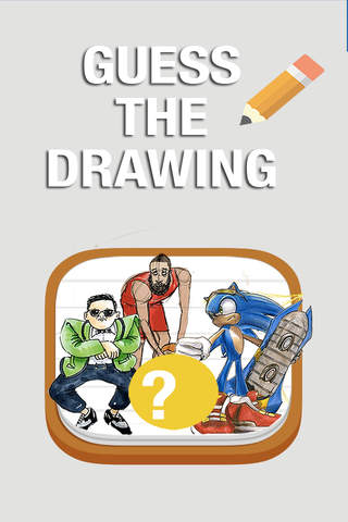 Guess The Drawing - Sketch Something What's That Drawing? screenshot 1
