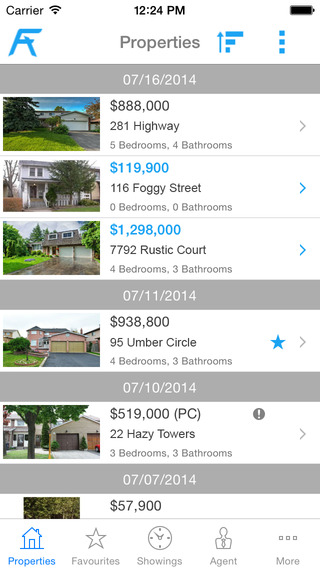 ClientFlux - Buy Home or Rent Apartment Property of MLS