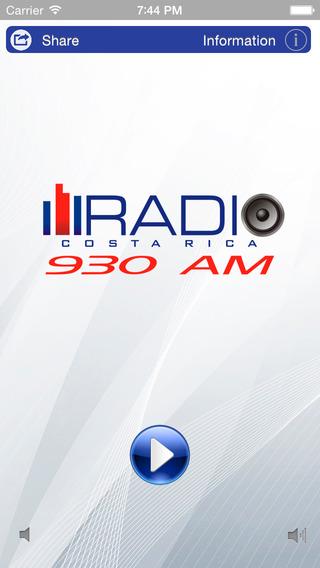Radio Costa Rica 930 AM