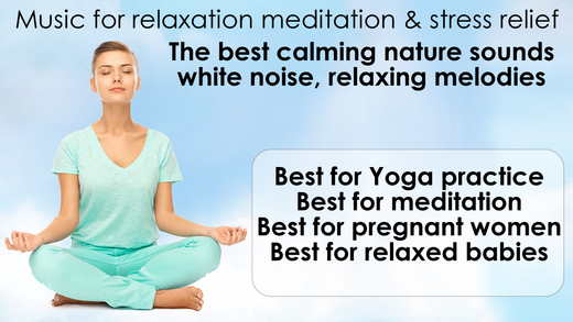 Music for relaxation meditation Deep sleep stress relief with The best calming nature sounds from li