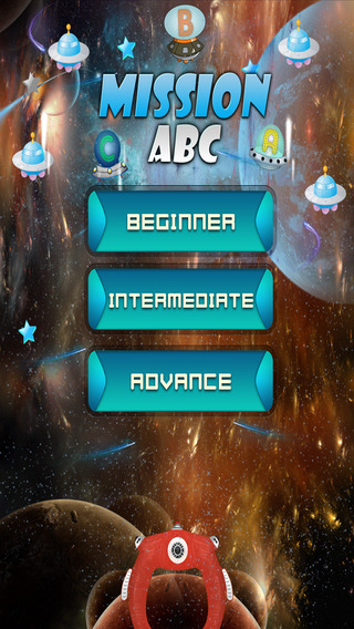 Mission ABC - Learning Space Galaxy Challenge for Kids