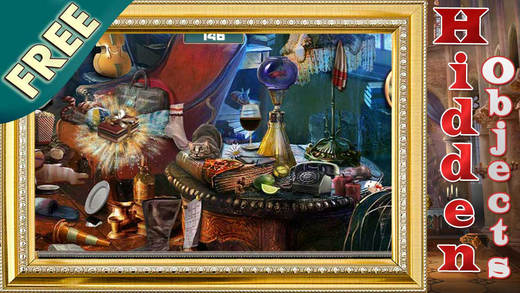 Hidden Objects Mystery Games