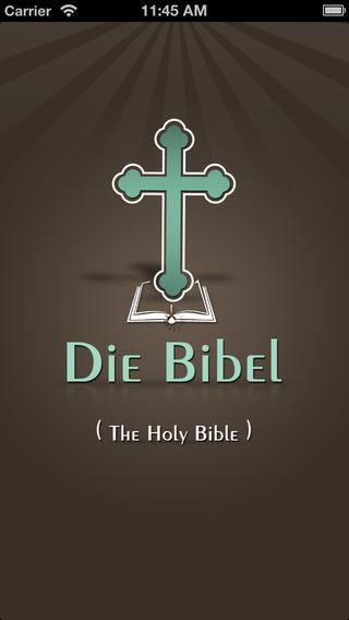 Die Bibel Deutsch mit Audio