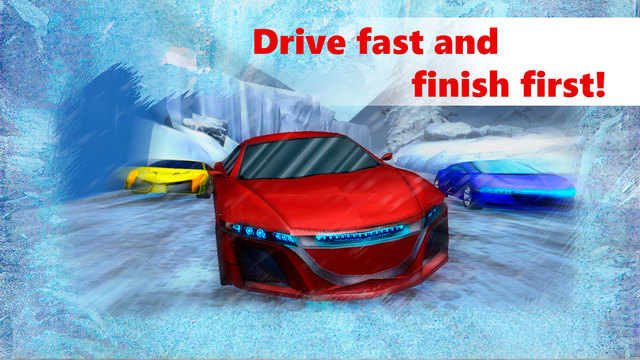 Winter Drift Car Racing 3D Free