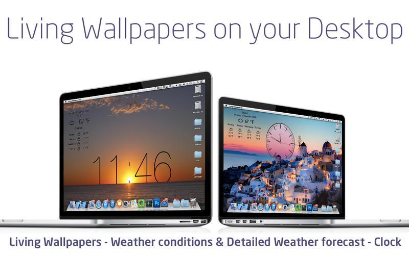 Living Wallpaper HD Screenshot - 1