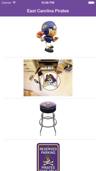 FanGear for East Carolina Pirates - Shop for Apparel Accessories Memorabilia