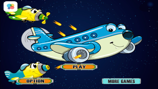Air Force Storm Fighter - Jet Shooter Rush LX