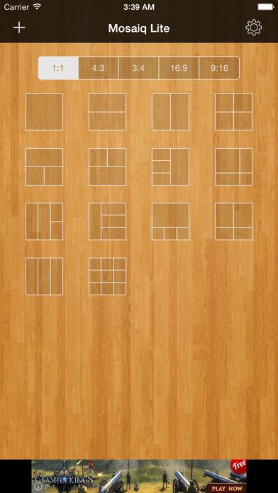 mosaiq lite iPhone Screenshot 2
