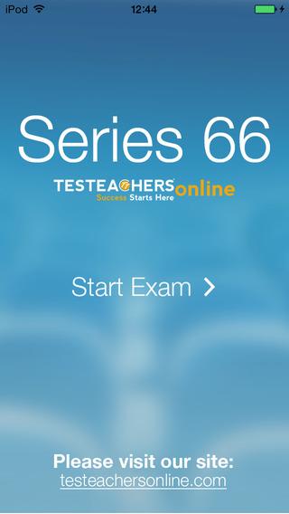 TesTeachers Series 66 Final Exam Prep
