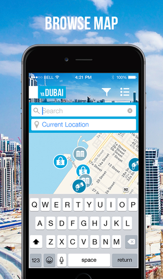 Ya Dubai Smart Guide