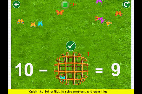 Screenshot 2 Butterfly Math