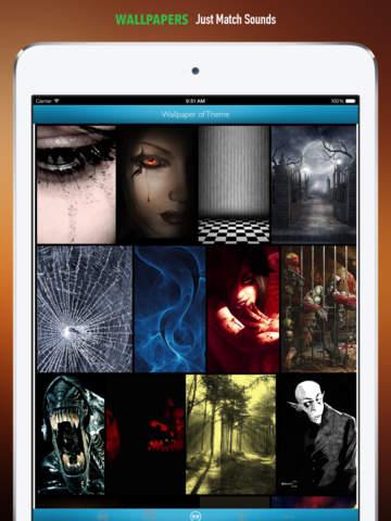 免費下載娛樂APP Crying Sounds Ringtones and Wallpapers: Theme your Phone to the Scary World app開箱文 APP開箱王