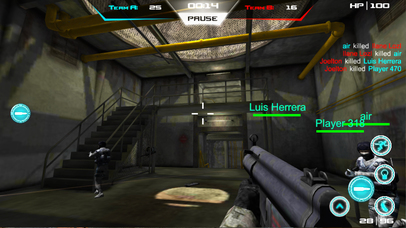 Screenshots of Assault Line CS - Online FPS for iPhone