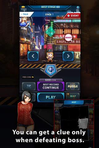 Justice Girl:Infinite Attack! screenshot 2