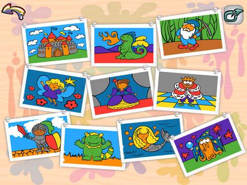 玩免費遊戲APP|下載Wesoła kolorowanka - ciekawa rozrywkowo-edukacyjna gra dla dzieci to wspaniała zabawa z rysunkami, kolorami i dźwiękami app不用錢|硬是要APP