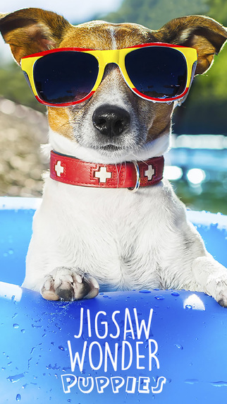 Jigsaw Wonder Puppies Puzzles for Kids Screenshots