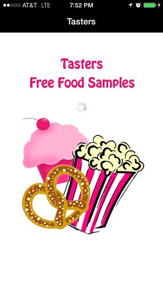 Tasters: Free Food Samples