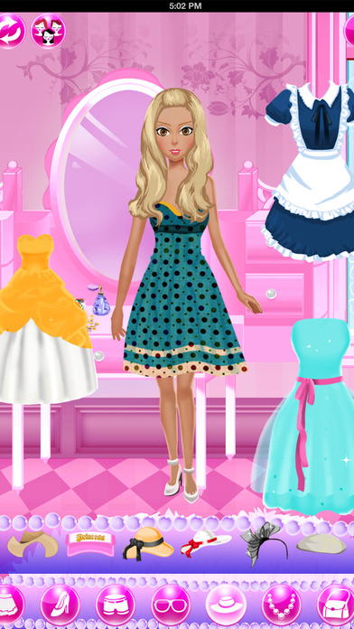 Play Wedding Dress Up And Make Up : Dress Up Games for Girls and Kids Free - Fun Beauty Salon ...