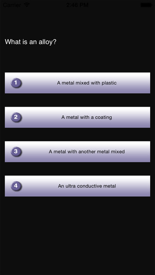GCSE Chemistry Questions