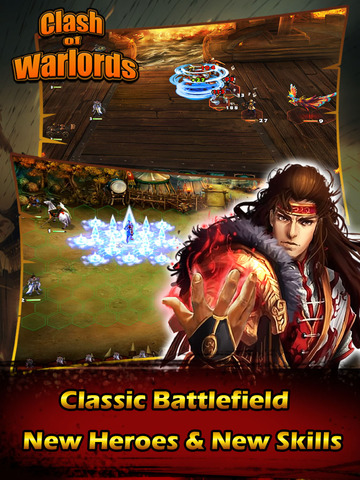 Clash of Warlords screenshot