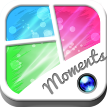 YourMoments - Photo Collage, Picture Stitch Effects & Pic Editing App for Dropbox - iOS Store App Ranking and App Store Stats