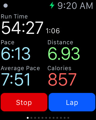 Runmeter GPS Pedometer - Running Cycling Walking Jogging Run & Interval Training Screenshots