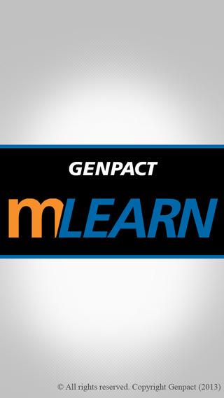 Genpact mLearn