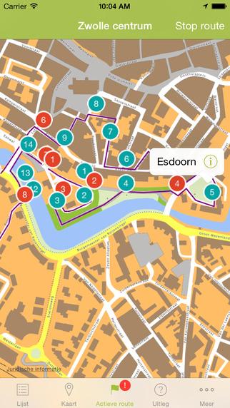 Wandelen in Zwolle
