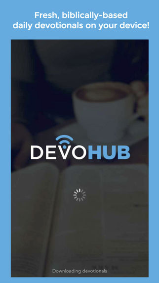 DevoHub: Daily Devotions