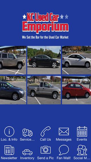 KC Used Car Emporium