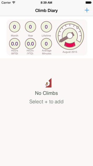 Climb Diary
