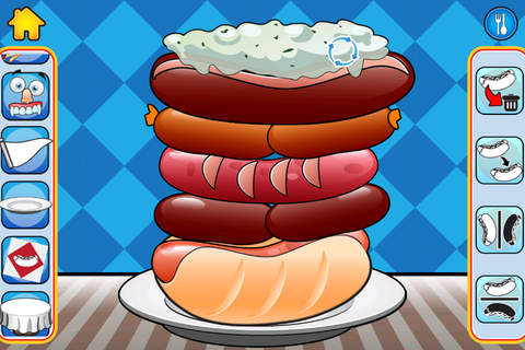 Hot Dog Chef screenshot 2