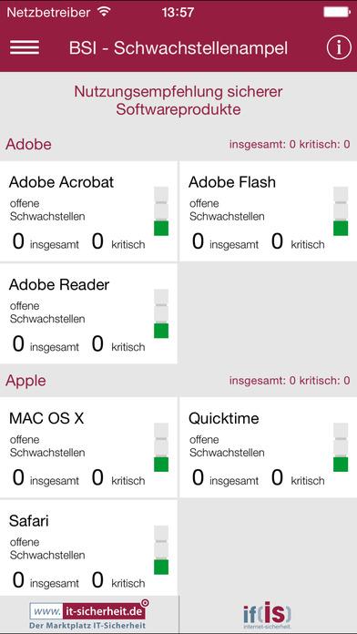 securityNews iPhone Screenshot 3