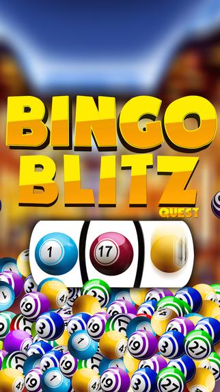 Bingo Blitz Ques