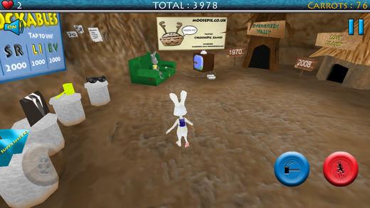 BunnyLand 3D Free