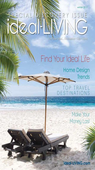 Ideal-Living Magazine