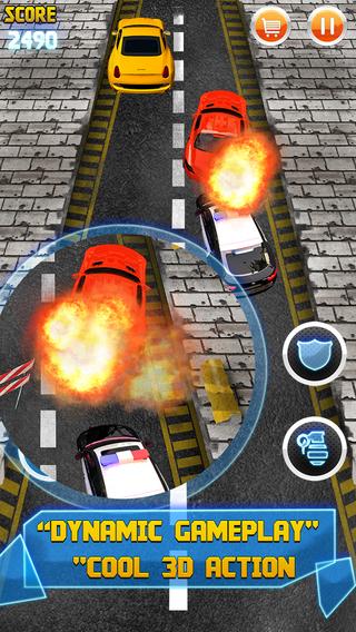 Armado Hot Pursuit Underground Cop Extreme Chase