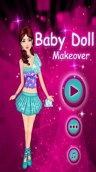 Baby Doll Makeover - Girls Game