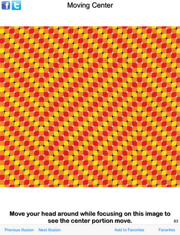 Optical Illusions - Images That Will Tease Your Brain Screenshots