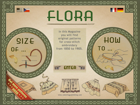 Flora Stitch
