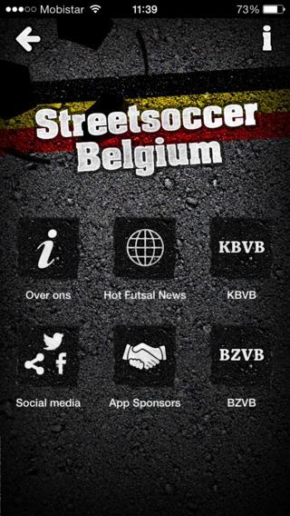 Streetsoccer Belgium