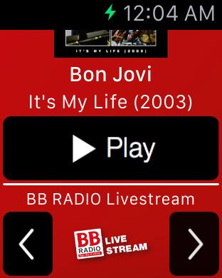 BB RADIO iPhone Screenshot 4
