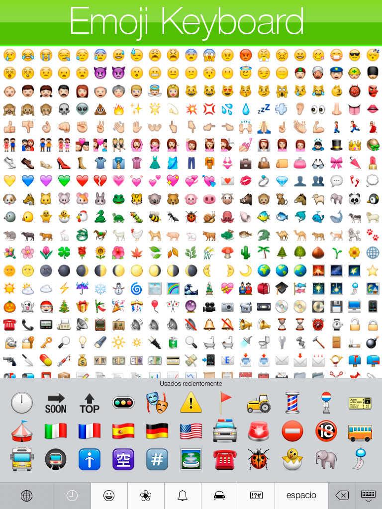 emoji keyboard wallpaper - photo #8