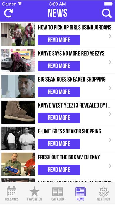 Sneaker Crush - Release Dates for Air Jordan & Other Sneakers! - App ...