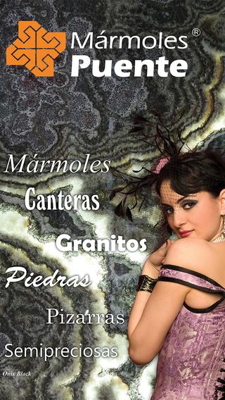 Catálogo Digital Mármoles Puente